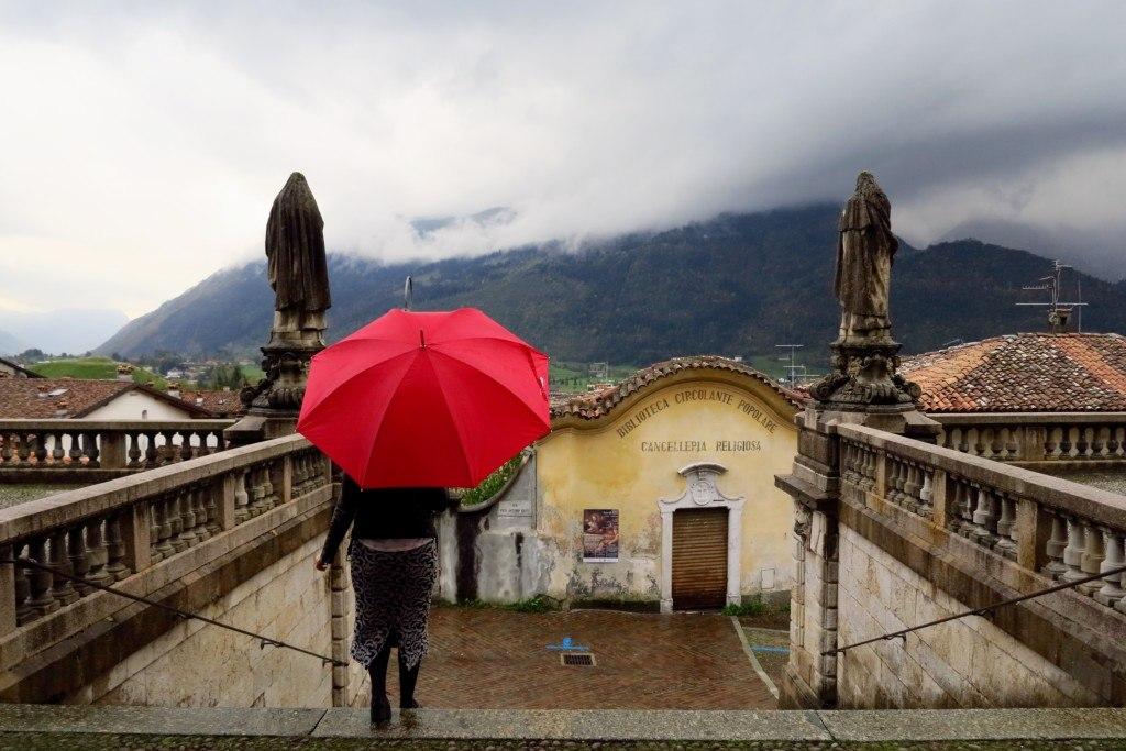 Bergamo in the Rain 3
