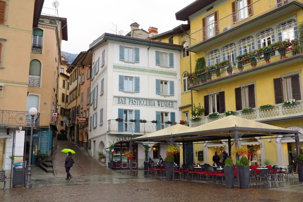Bergamo in the Rain 5