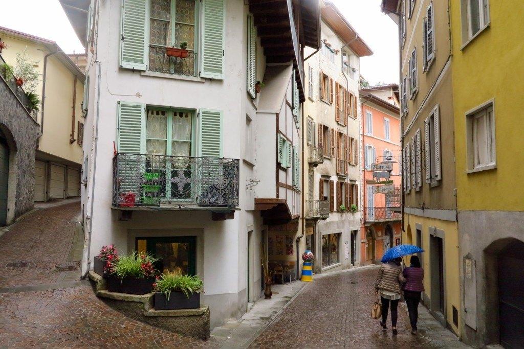 Bergamo in the Rain 7