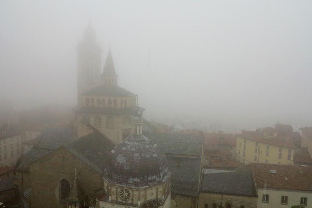 Bergamo in the Rain 9