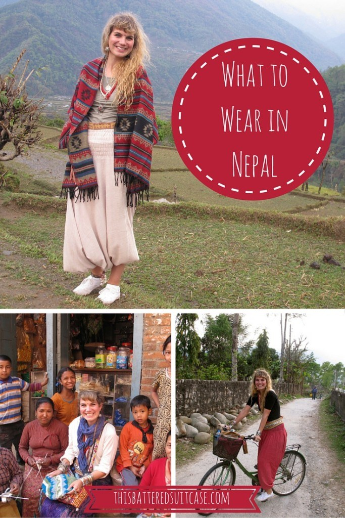 What to Wear in Nepal