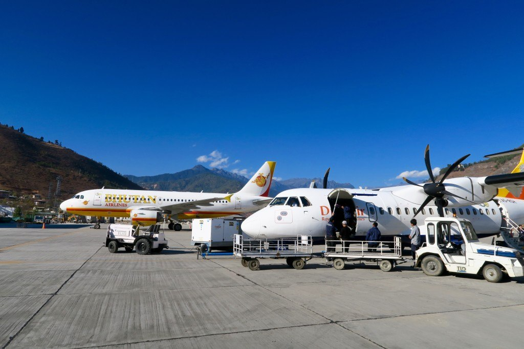 Getting a visa to Bhutan 2