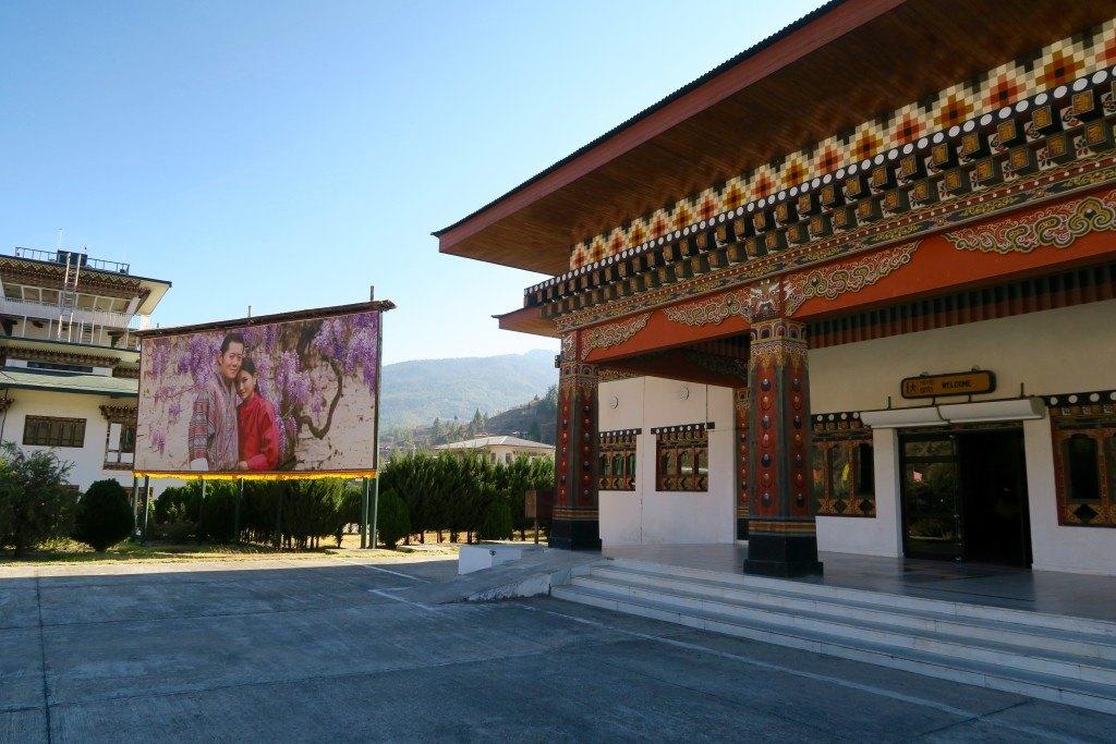 Getting a visa to Bhutan 3