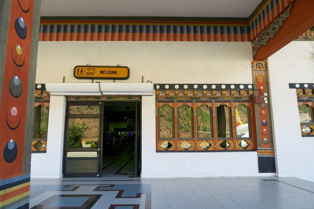 Getting a visa to Bhutan 4