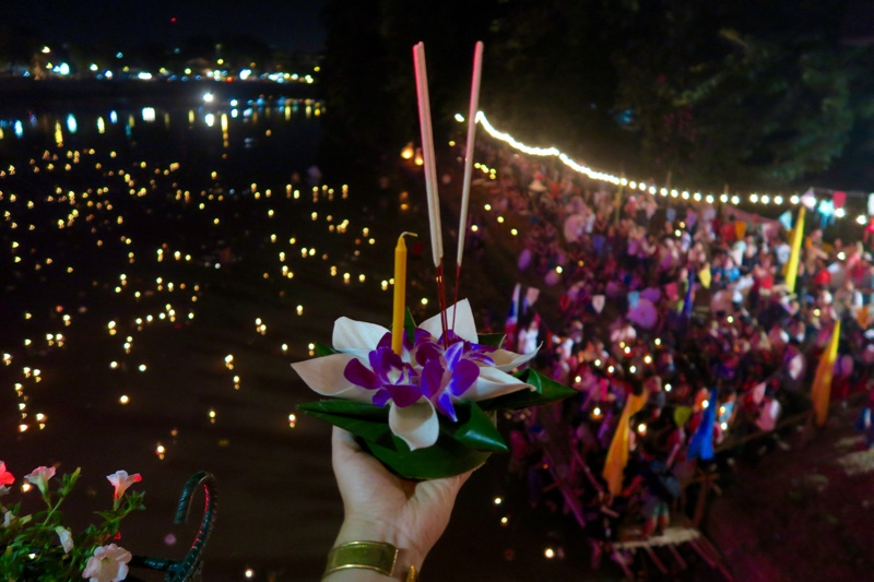 Loi Krathong Chiang Mai - 10 of 48