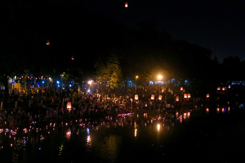 Loi Krathong Chiang Mai - 15 of 48