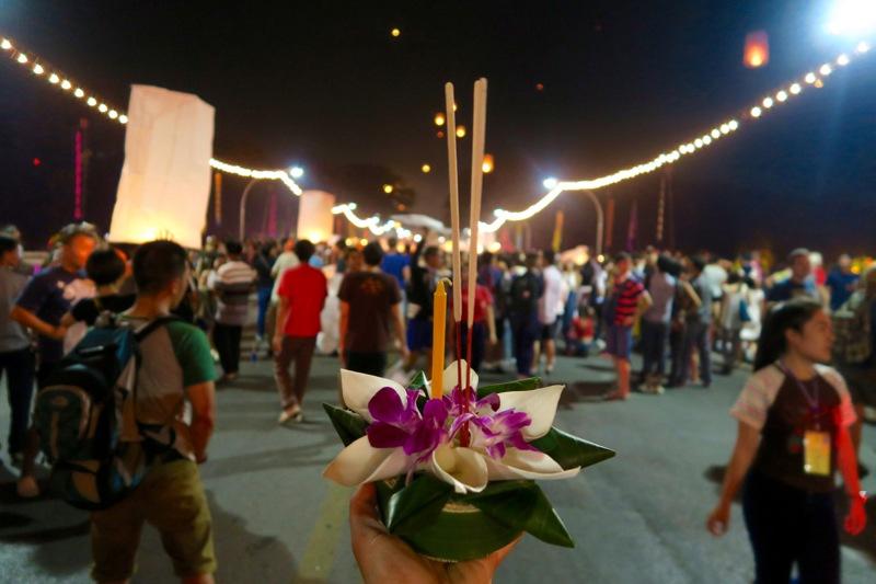 Loi Krathong Chiang Mai - 16 of 48