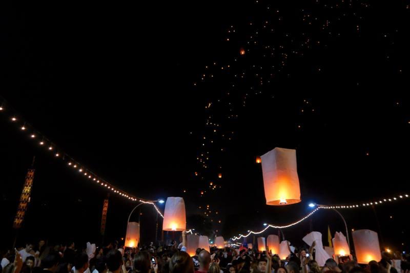 Loi Krathong Chiang Mai - 20 of 48
