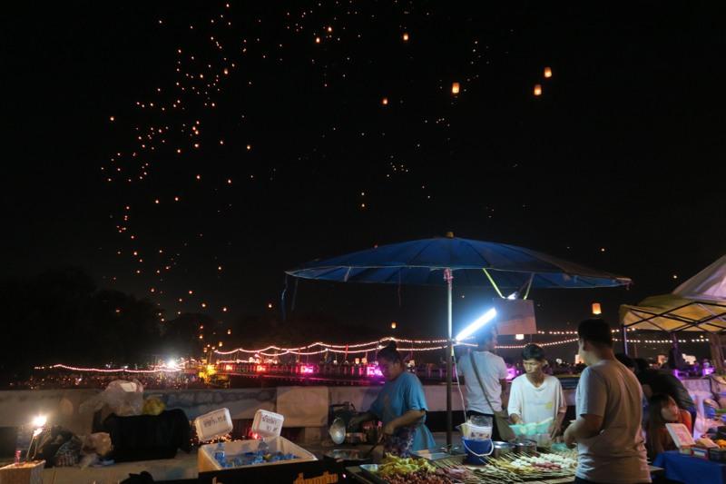 Loi Krathong Chiang Mai - 23 of 48