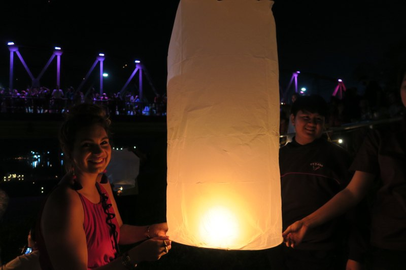 Loi Krathong Chiang Mai - 27 of 48