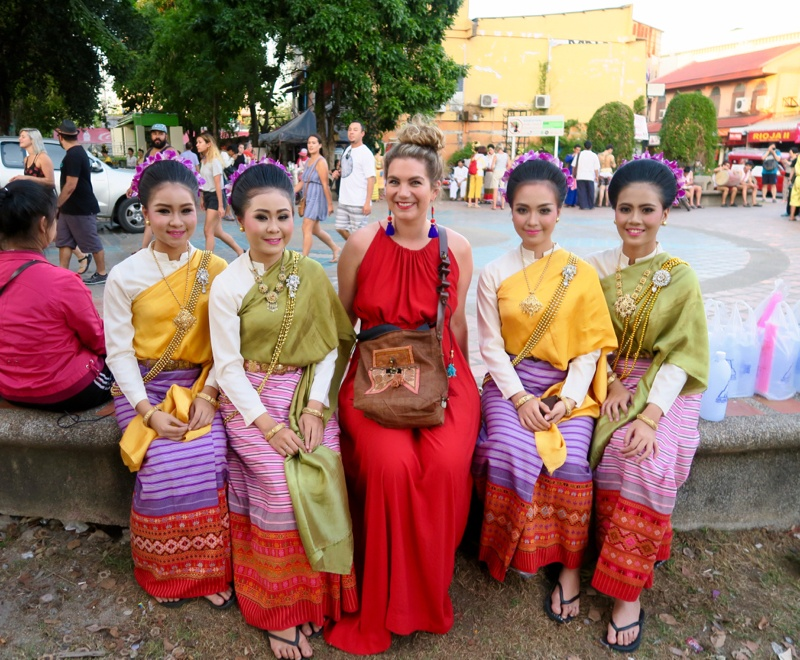 Loi Krathong Chiang Mai - 3 of 48
