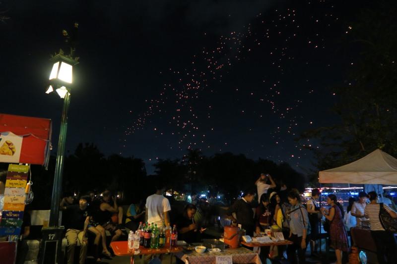 Loi Krathong Chiang Mai - 32 of 48