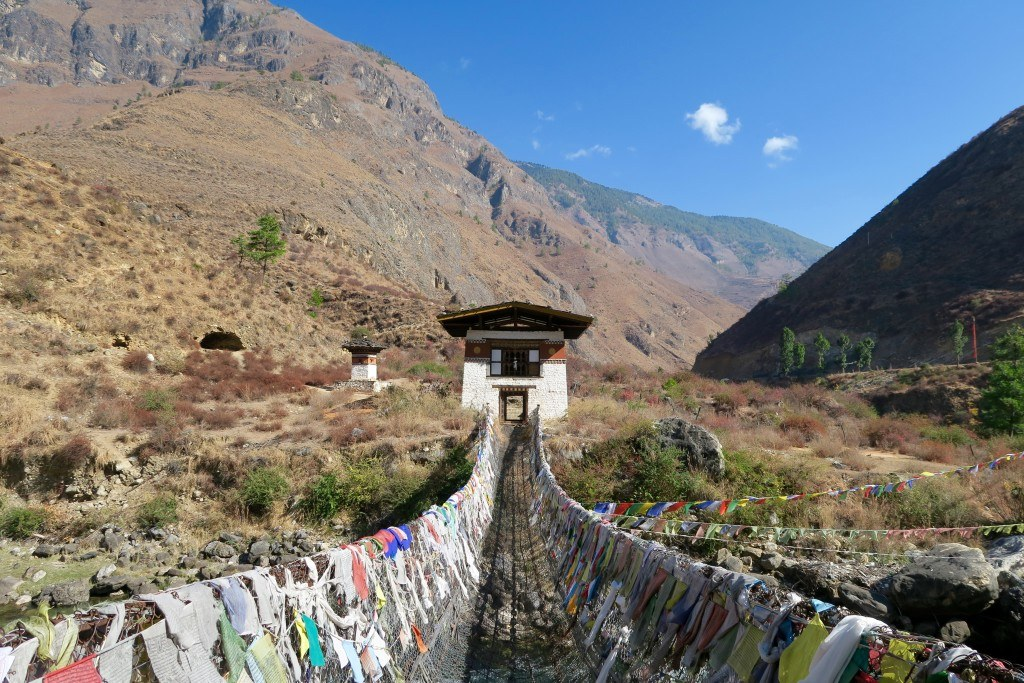How much does it cost to visit Bhutan 1
