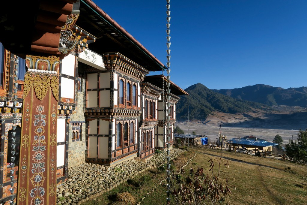How much does it cost to visit Bhutan 10