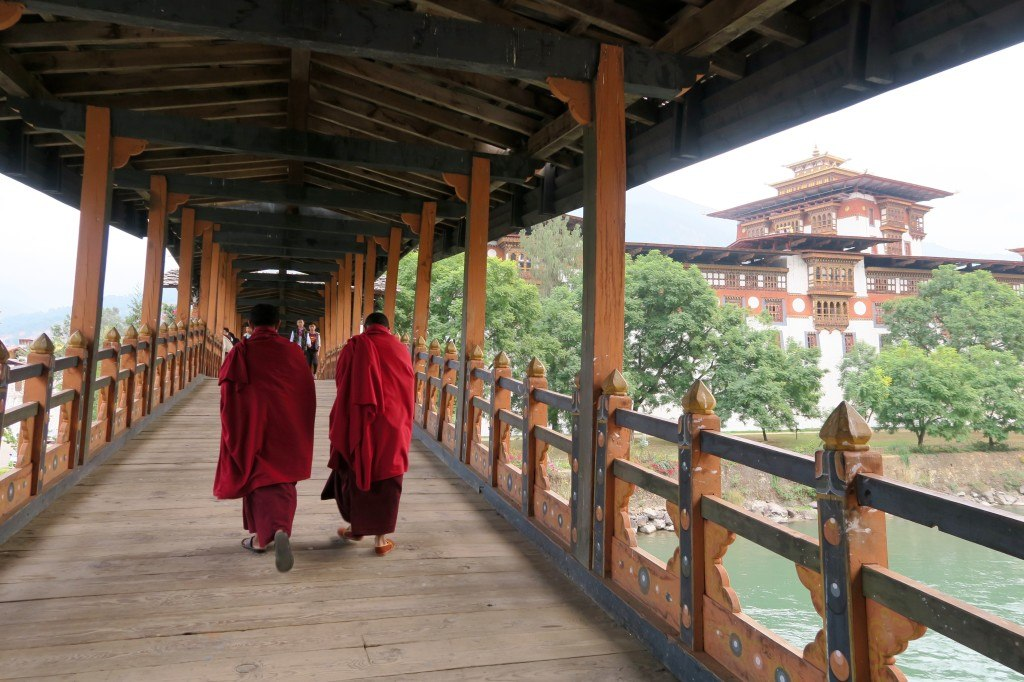 How much does it cost to visit Bhutan 8