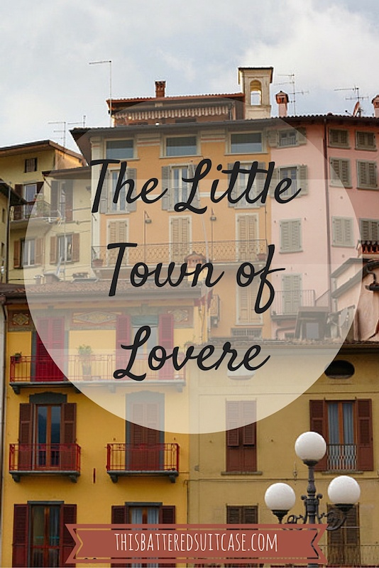 Little Town of Lovere