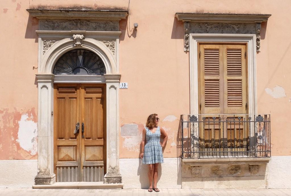 Kate in Sicily
