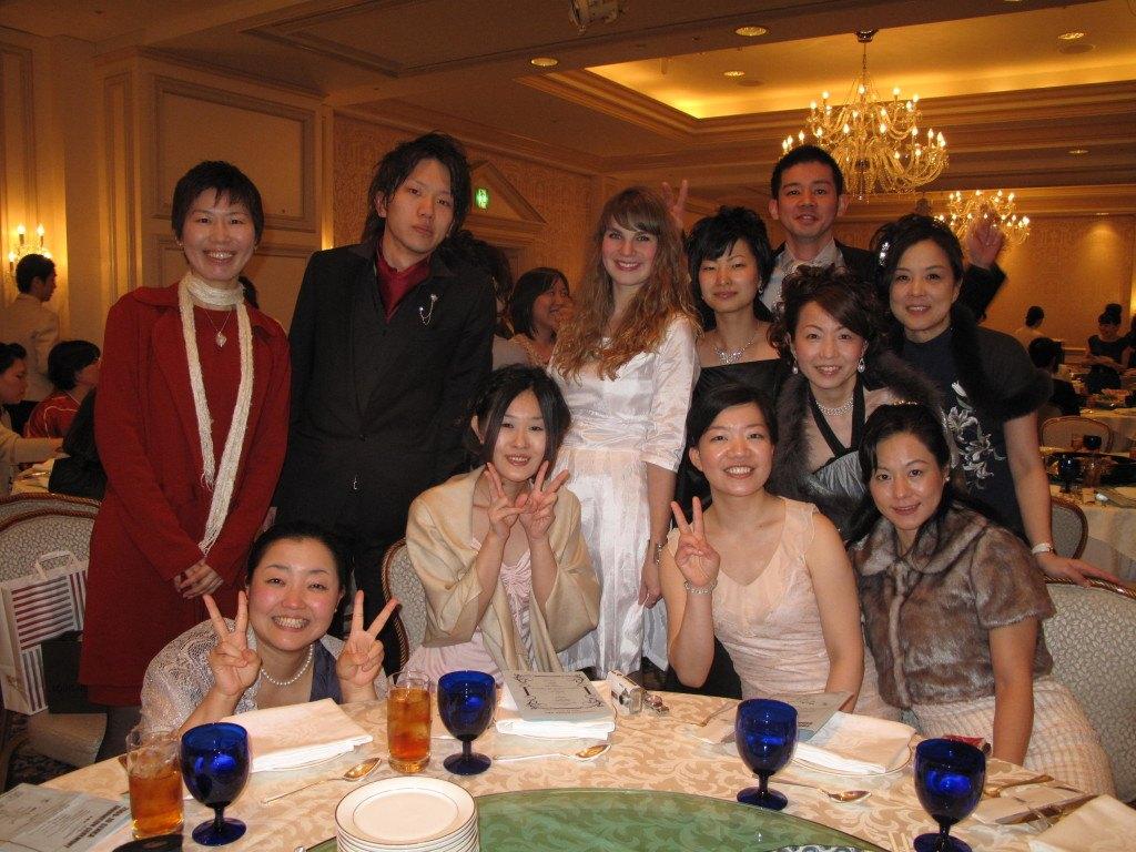 Osaka Graduation