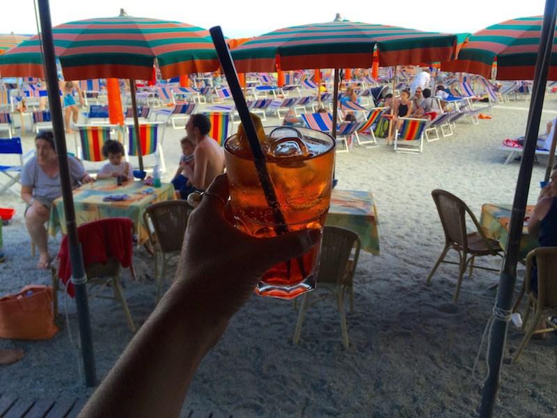 Aperol Spritz Monterosso