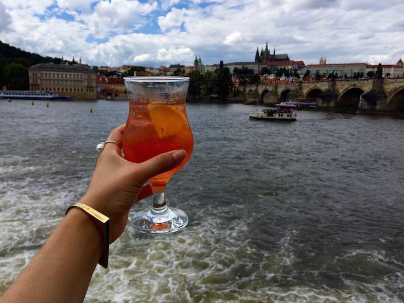 Aperol Spritz Prague
