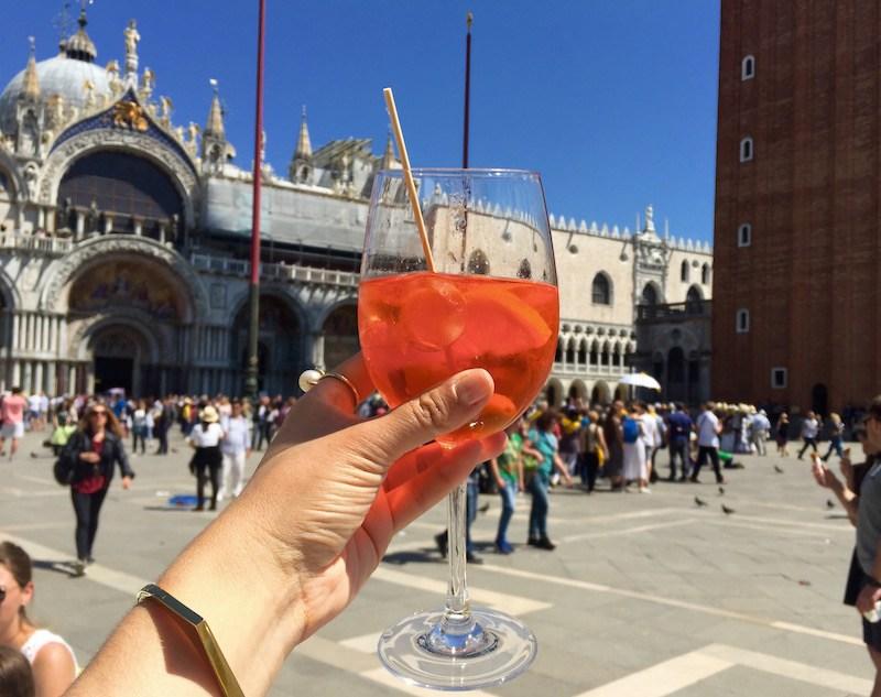 Aperol Spritz Venice