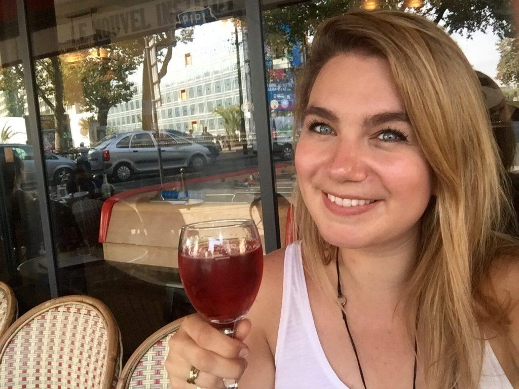 Brenna in Paris 3