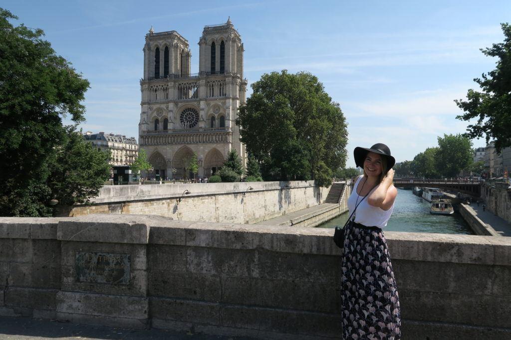 Brenna in Paris 6