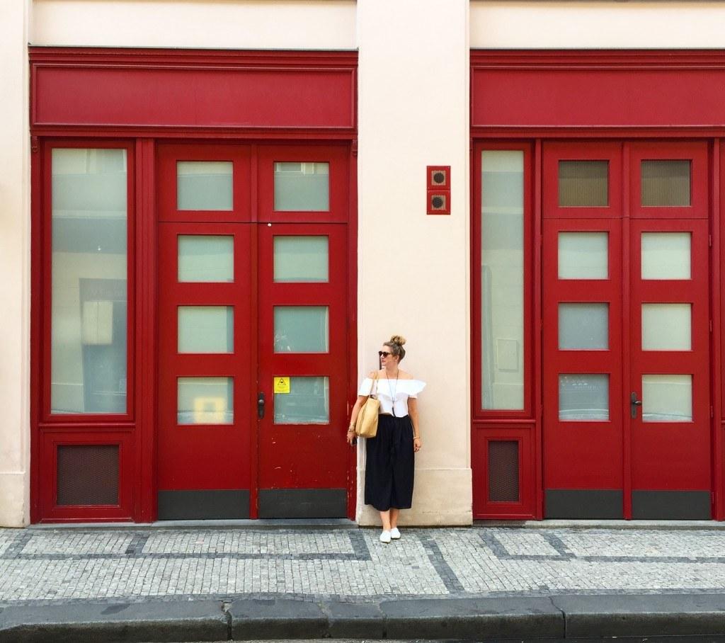 Brenna in Prague 2