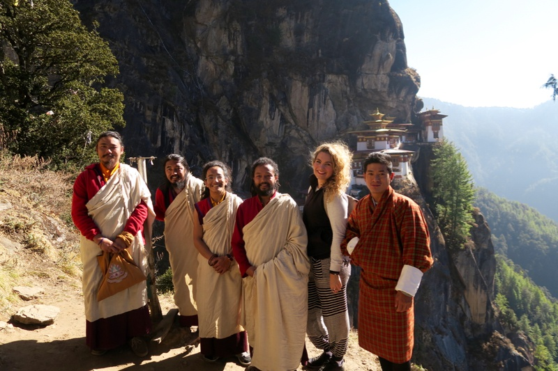 Hiking to Tiger's Nest Bhutan - 17 of 34