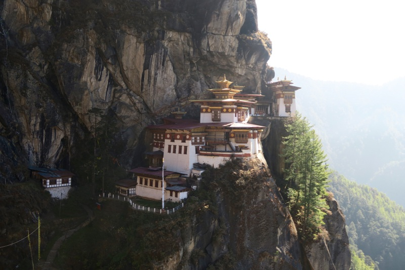 Hiking to Tiger's Nest Bhutan - 19 of 34