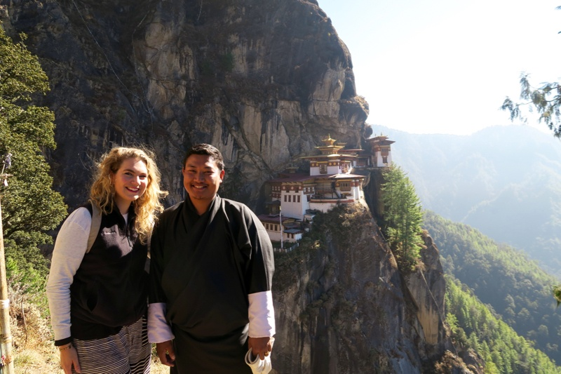 Hiking to Tiger's Nest Bhutan - 20 of 34