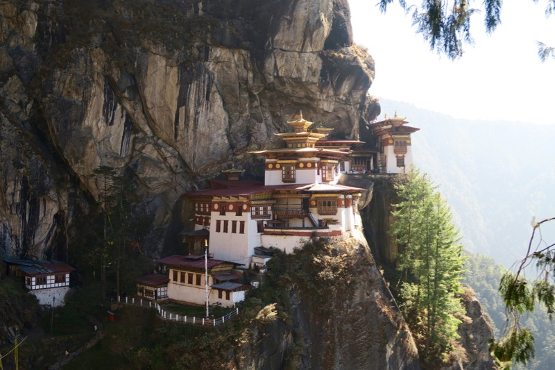 Hiking to Tiger's Nest Bhutan - 21 of 34