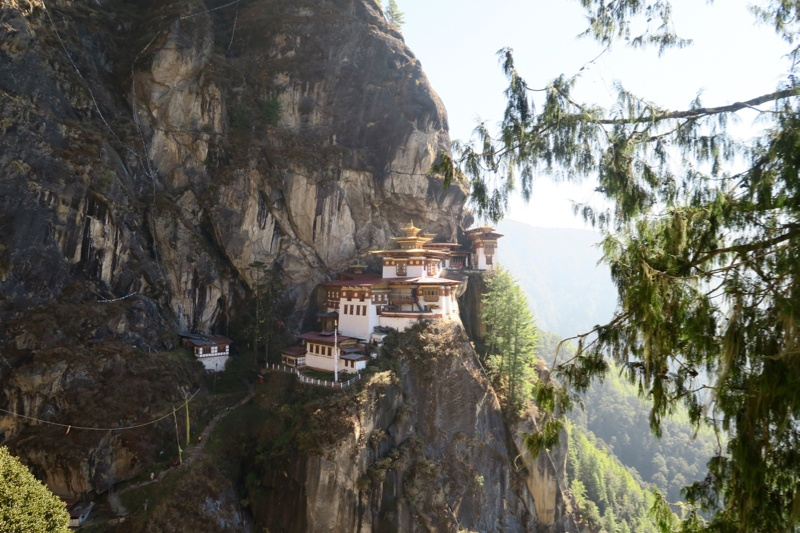 Hiking to Tiger's Nest Bhutan - 27 of 34