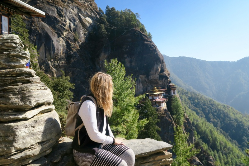 Hiking to Tiger's Nest Bhutan - 28 of 34