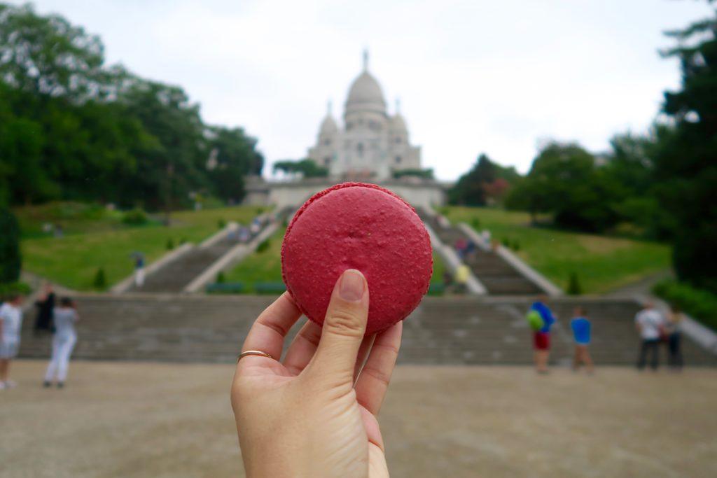 Macaron in Paris
