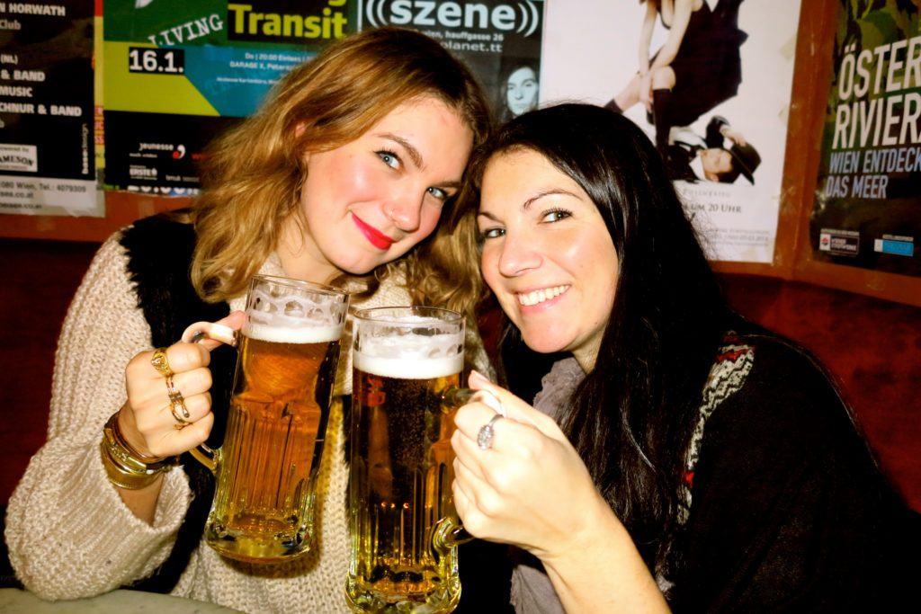 Brenna and Zalie Vienna