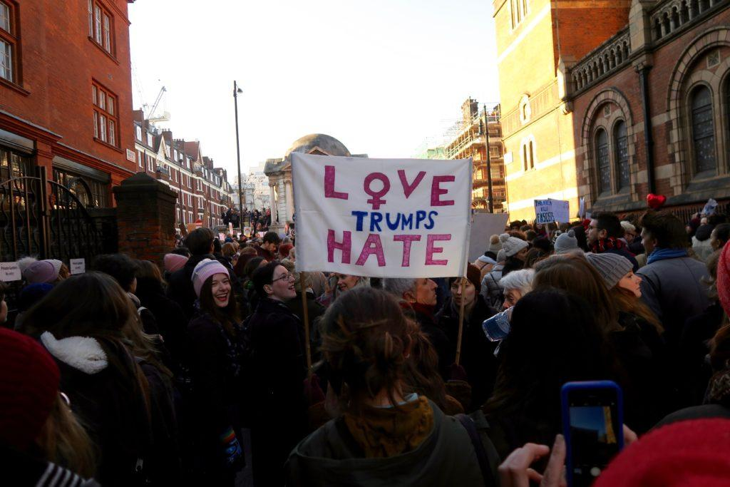 Women's March London 4