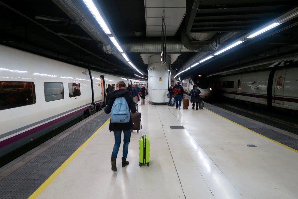 Rail Europe Paris to Barcelona 6