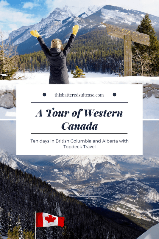 Tour of Western Canada