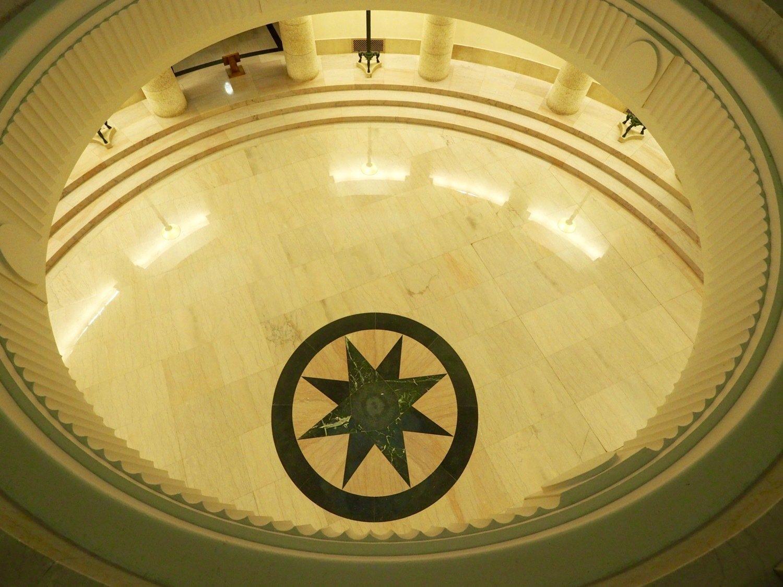 hermetic code tour manitoba legislative building