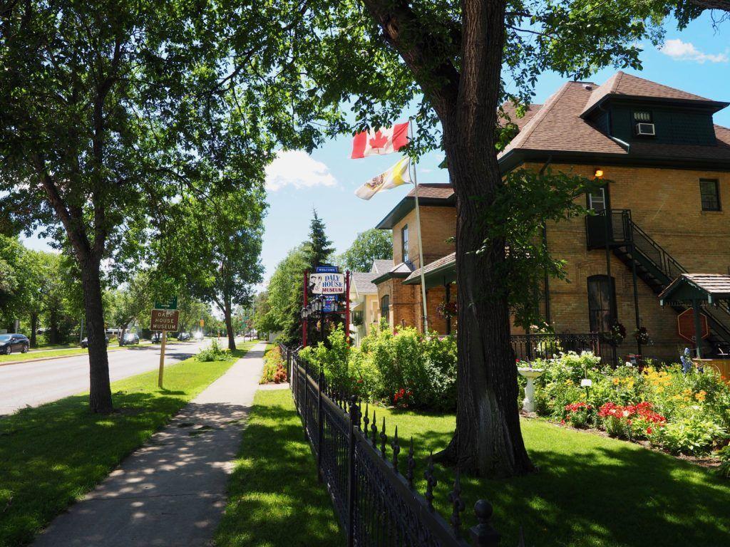 Brandon Manitoba museums