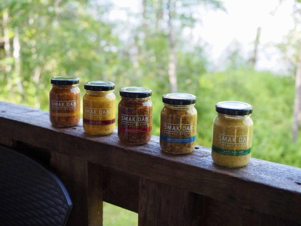 Smak Dab Mustard
