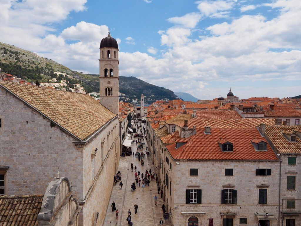 go to Kotor from Dubrovnik