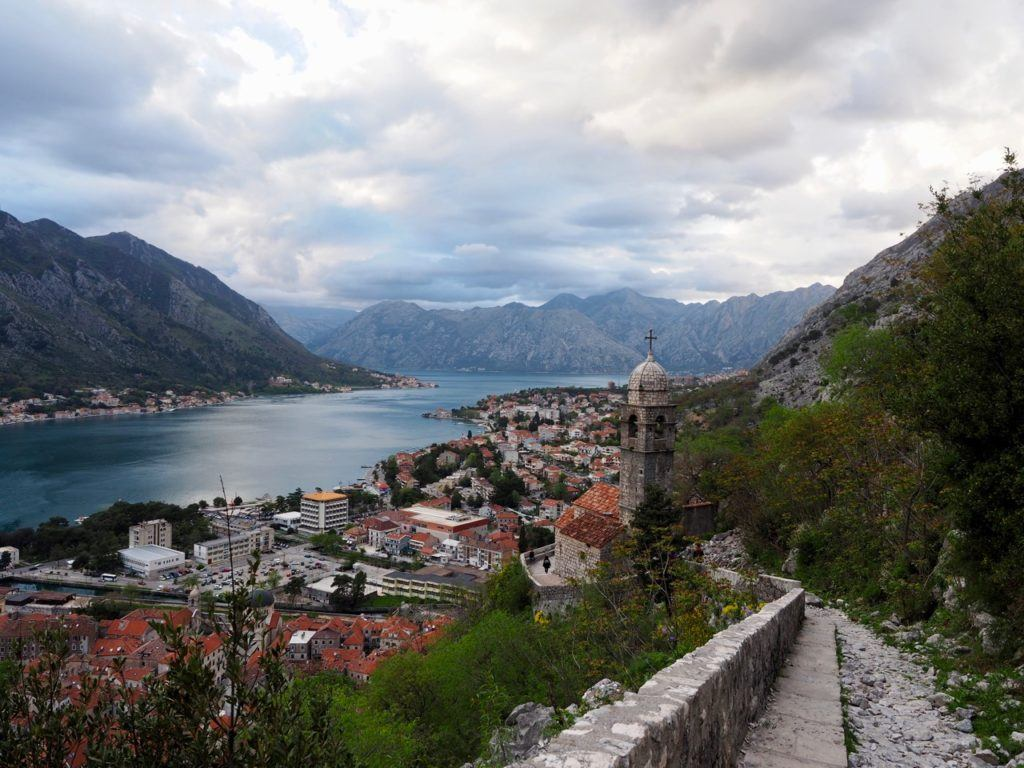how to get to Kotor from Dubrovnik