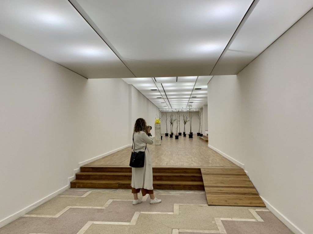 art gallery in tirana Albania