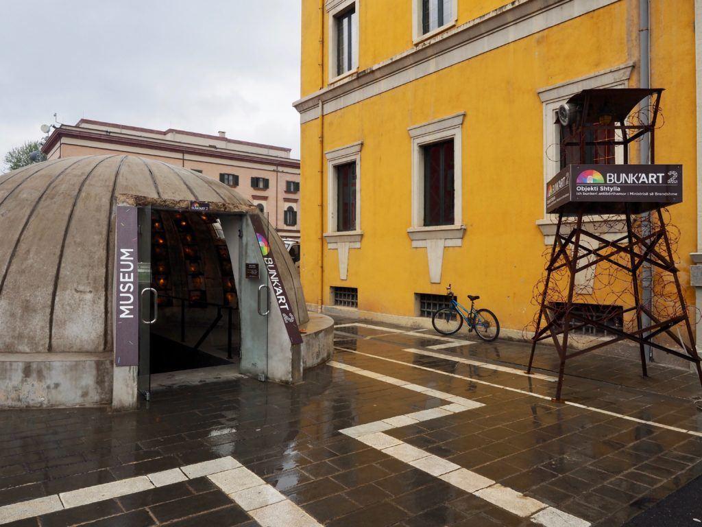 Bunk'art Tirana Albania