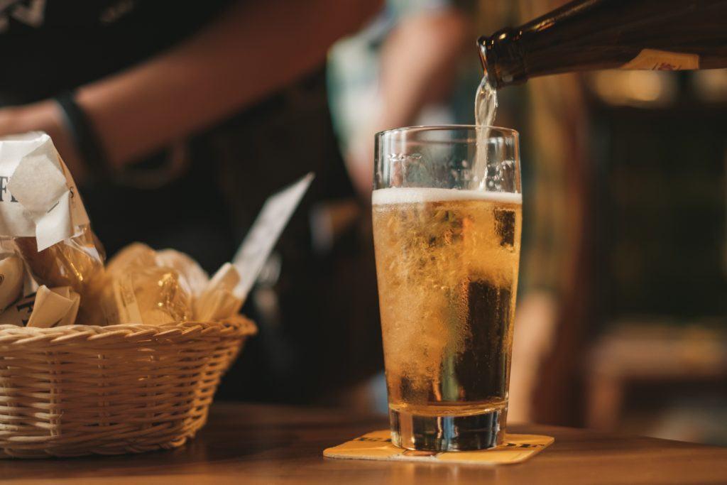 beer in Winnipeg