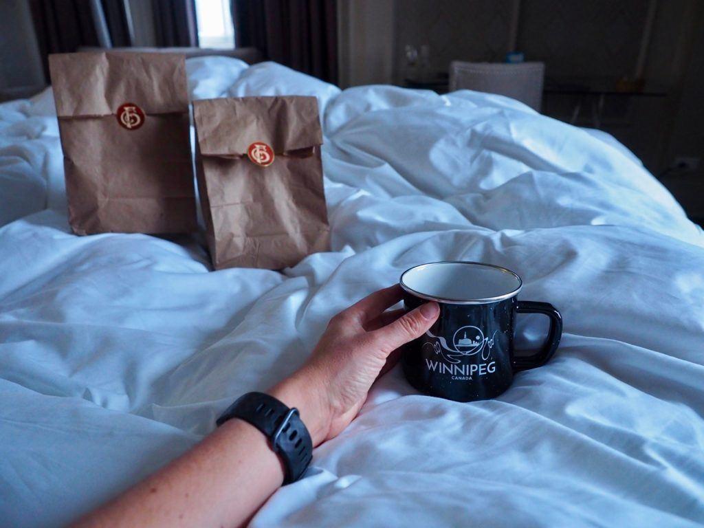 Winnipeg staycation - Hotel Fort Garry
