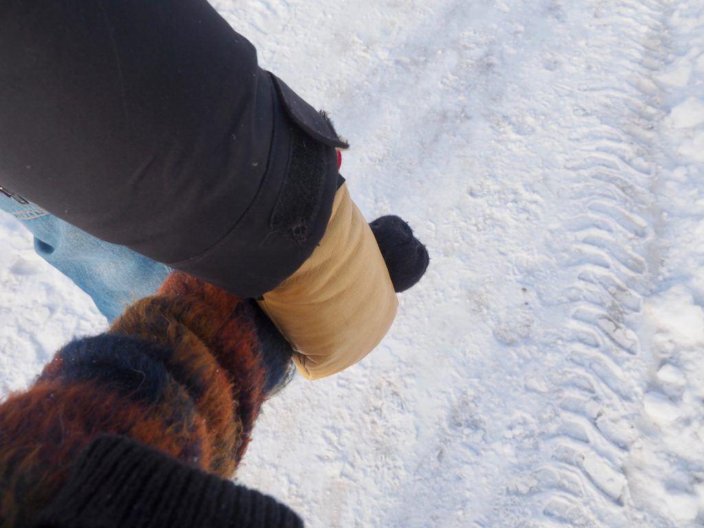 Winnipeg Staycation - walk the loop