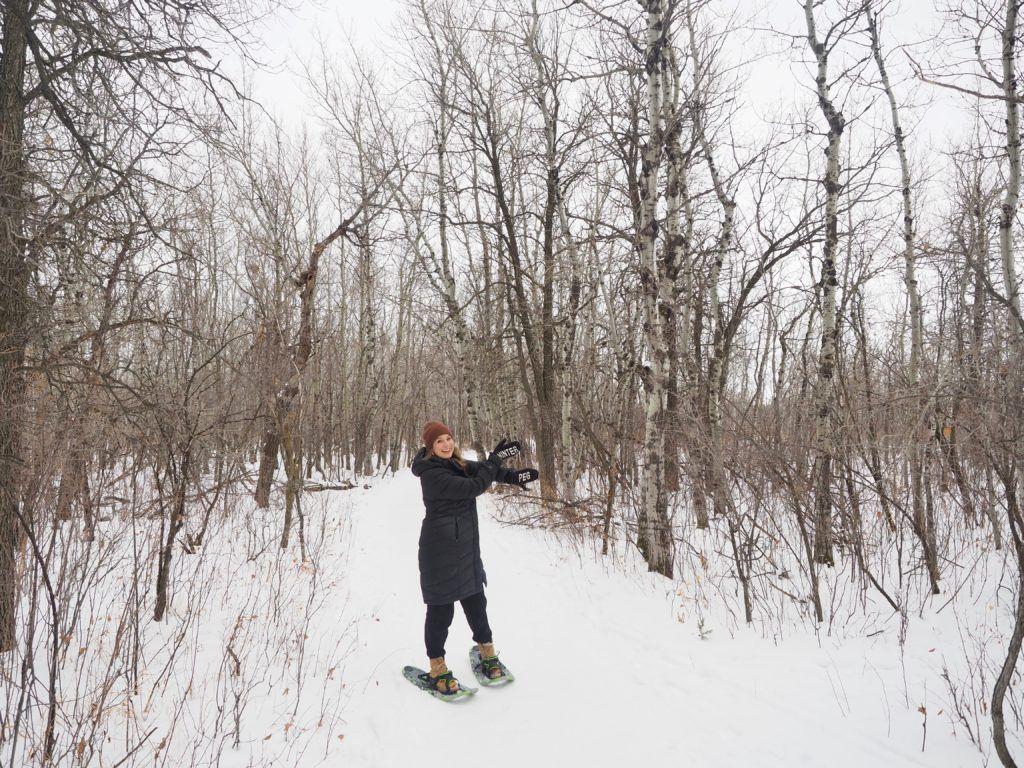Winnipeg staycation - Fort Whyte alive